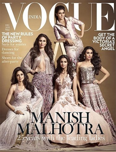 25 years of Manish Malhotra