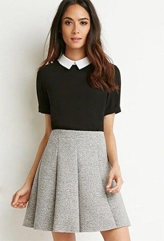 Ways to wear a skater skirt