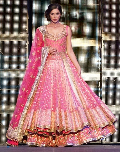 Wedding Lehengas By Manish Malhotra