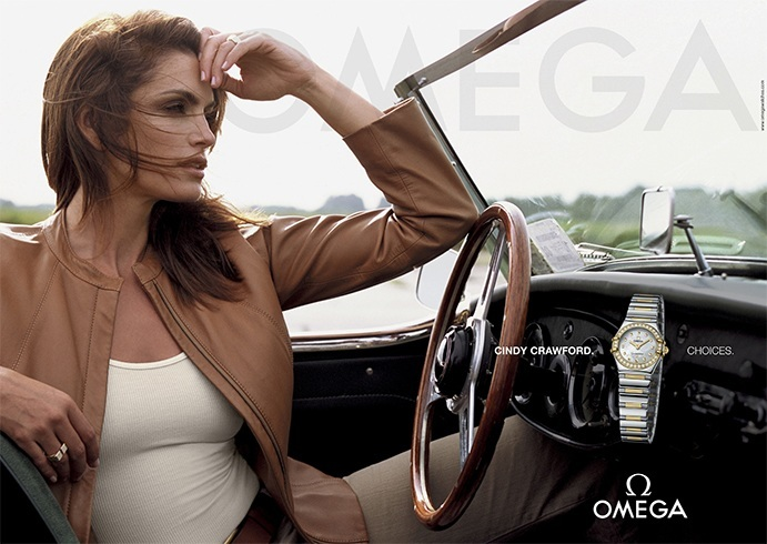 Women Omega Watches