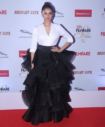 Aditi Rao Hydari At The Filmfare Glamour and Style Awards 2015