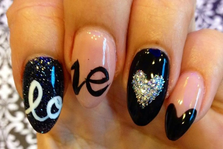 Beautiful Acrylic Nail Designs