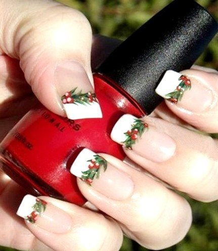 Best Christmas Nail Art Designs