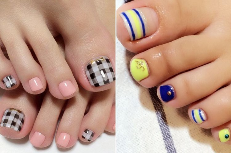 Toe Nail Designs Ideas 46 cute toe nail art designs adorable toenail designs for beginner 2017 Best Toenail Designs Ideas