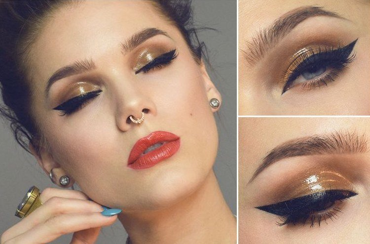 Best holiday makeup tips
