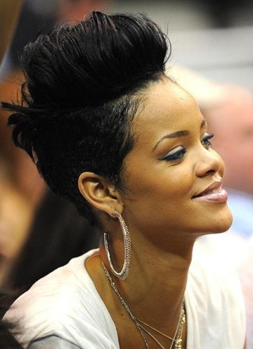 Best rihanna haircut