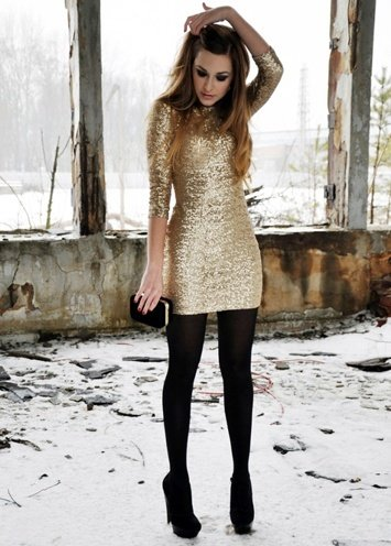 30 Christmas Party Dresses To Flaunt For The 12 Days Of Christmas