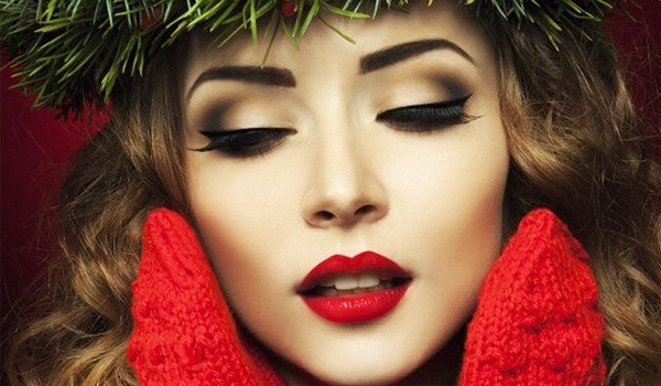 Top 20 Christmas Party Makeup Ideas