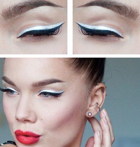 Christmas fantasy makeup For Women