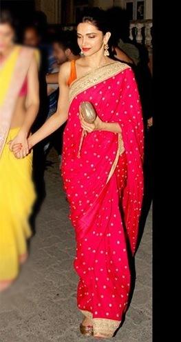Deepika Of Diwali Parties