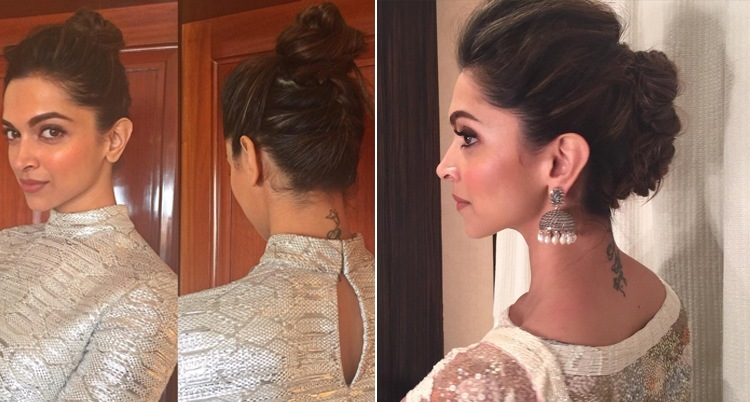demi moore hairstyles : Deepika Padukone Hairstyles 2 Pictures to pin on Pinterest