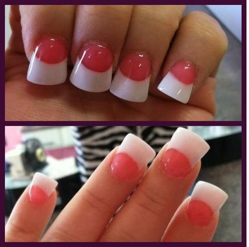 Duck Shaped Nails