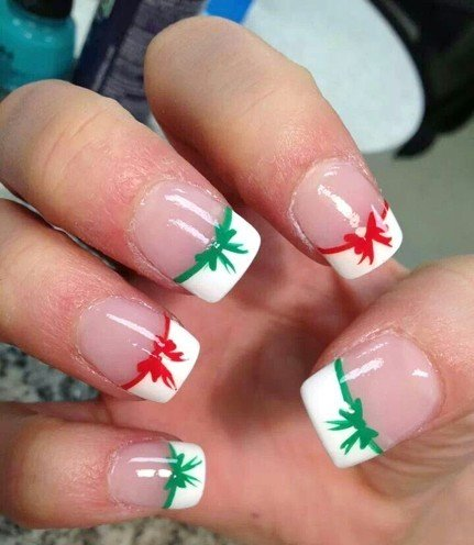 Festive Nail Art Ideas for Christmas