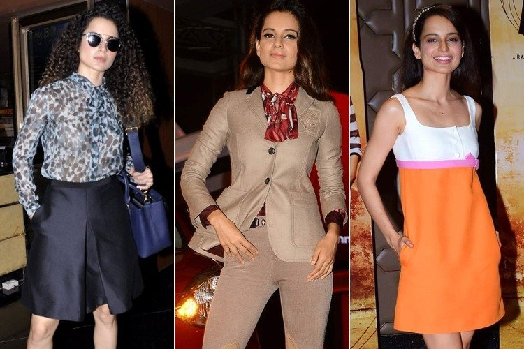 Kangana Ranaut Looks Best In High End Couture Outfits