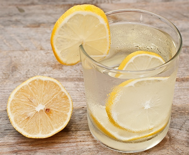 Lemon Water Every Morning