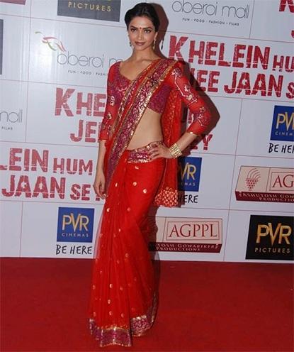 Neeta Lulla latest designer sarees