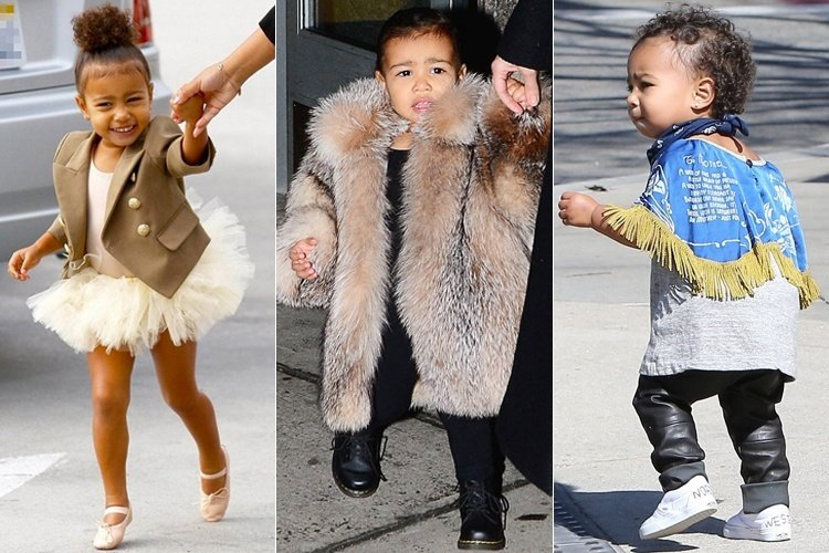 North West Chicest Kids