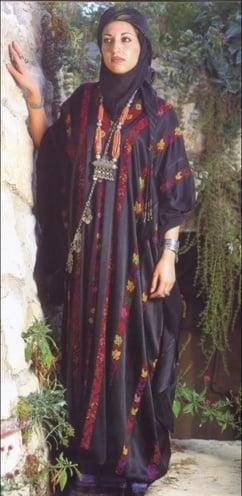 Palestine Fashion Style