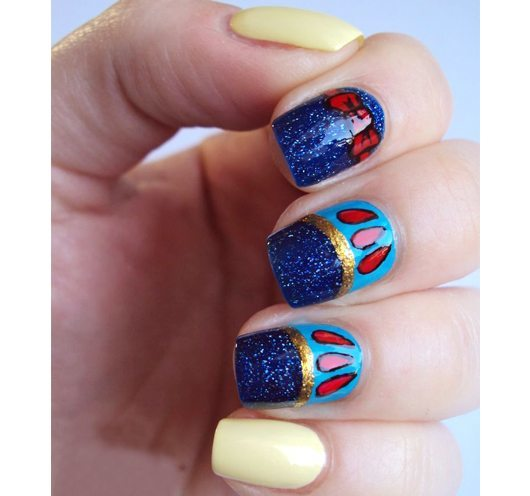 Pretty Nails - 130 Beautiful Nail Art Designs Just For You