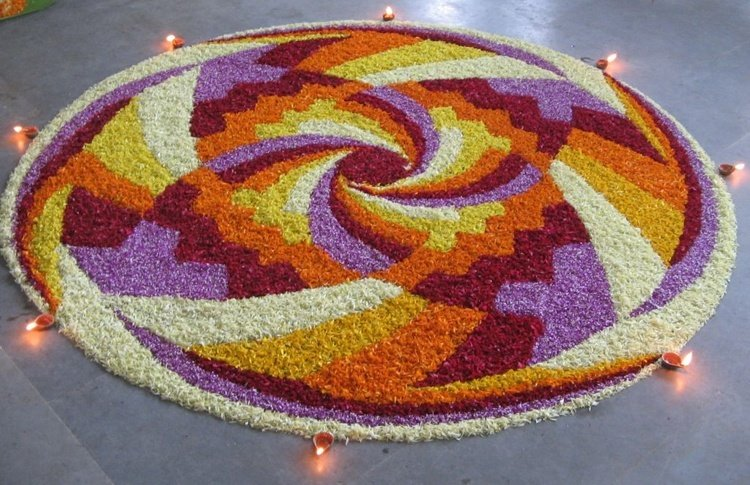 Rangoli Designs Pictures