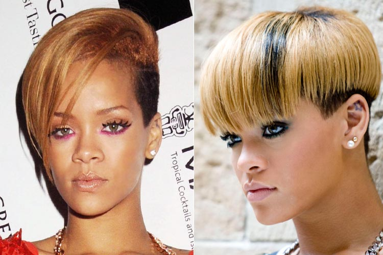 Rihannas Hair Styles: Rihanna Hairstyles: Loaded With Love, Spunk And Sassiness