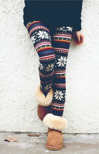 Sweaters and Leggings for Women