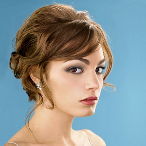 Womens Short Wedding Hairstyles