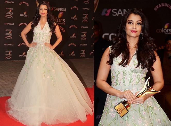Aishwarya Rai at Stardust Awards 2015