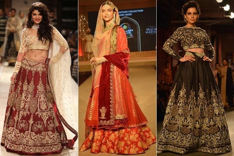anju modi bridal collection