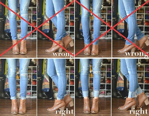Learn These Different Ways On How To Wear Ankle Boots