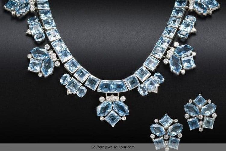 Aquamarine Jewellery