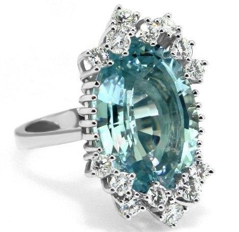 Aquamarine Jewelry for Women