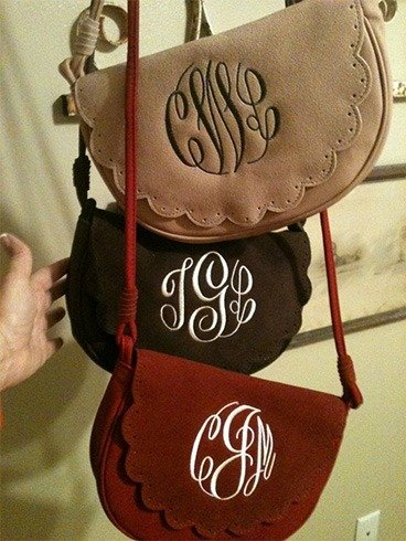 Bags Embroidery Designs