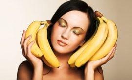 Banana Hair Masks for Dry Hair