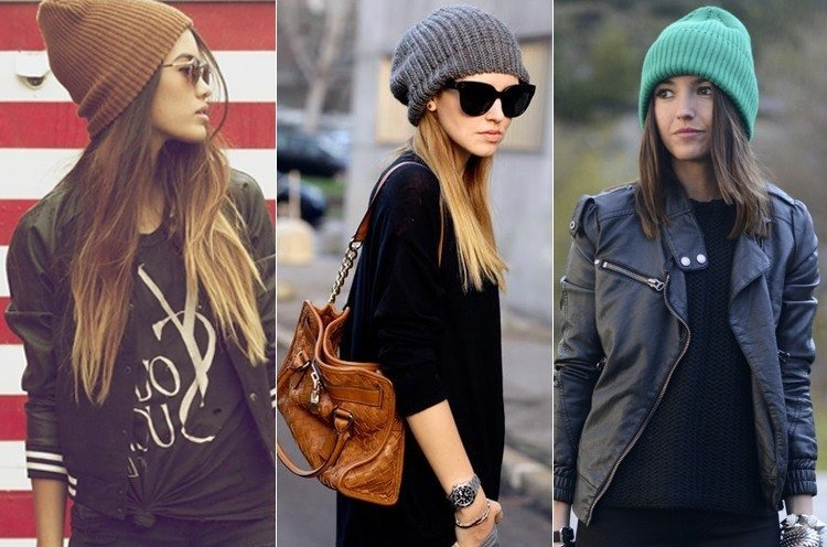 beanies for face shapes