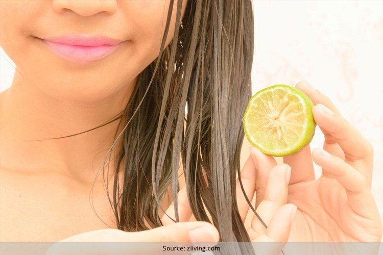 Benefits Of Lemon Juice On Hair