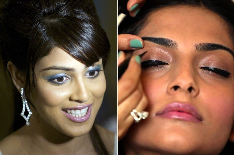Eyeshadows For Dark Skin Tone Olive Skin Tone And Wheatish
