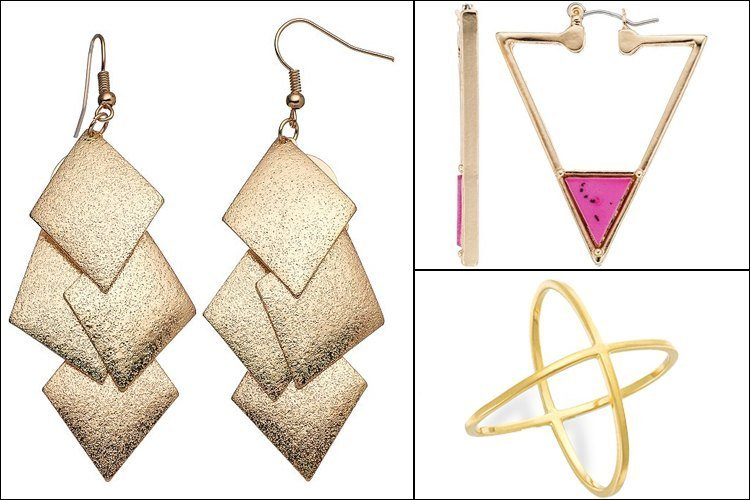 Best Geometric Jewellery