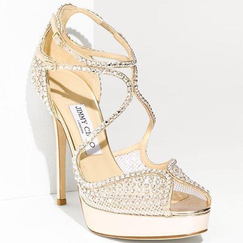 Best Jimmy Choo Wedding Shoes