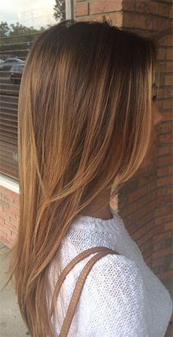 Black hair color ideas