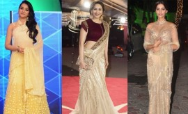 Celebs in Tarun Tahiliani Outfits