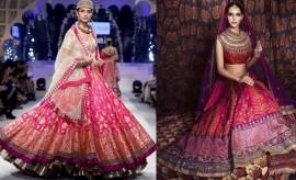 Bridal Lehengas By Ritu Kumar