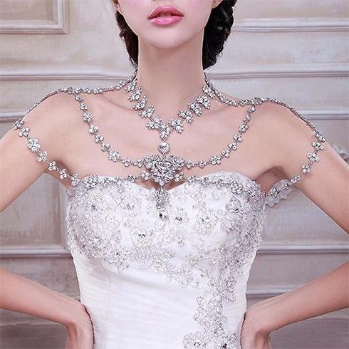 Bridal Shoulder Chain