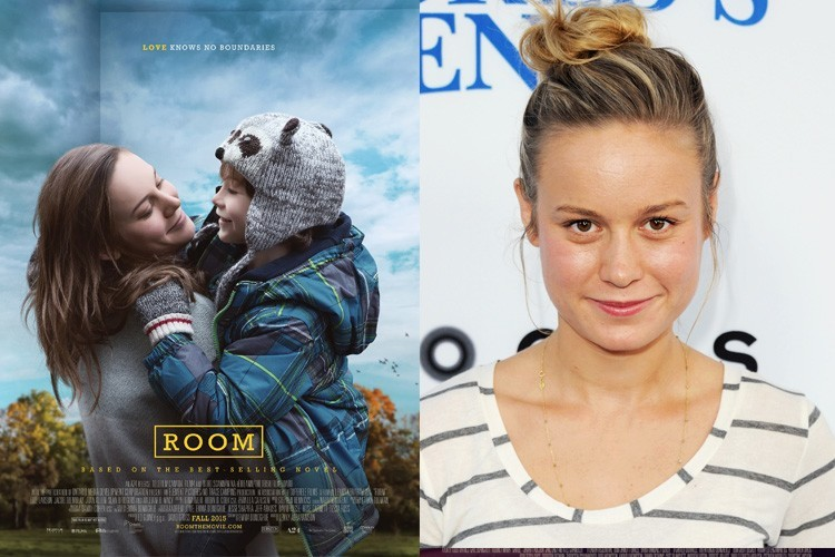 Brie Larson for Room