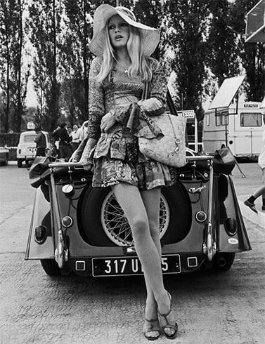 Brigitte Bardot Inspired Hairstyles
