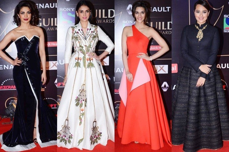 Celebs at Sony Guild Awards 2015