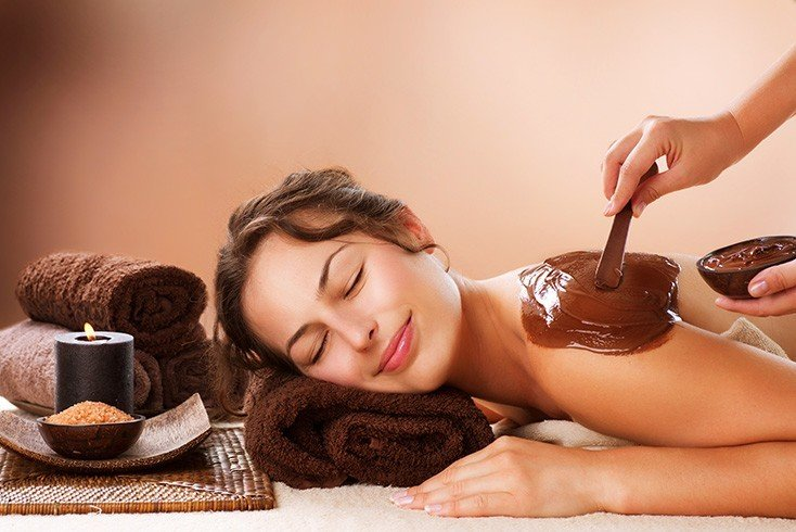 Chocolate Waxing