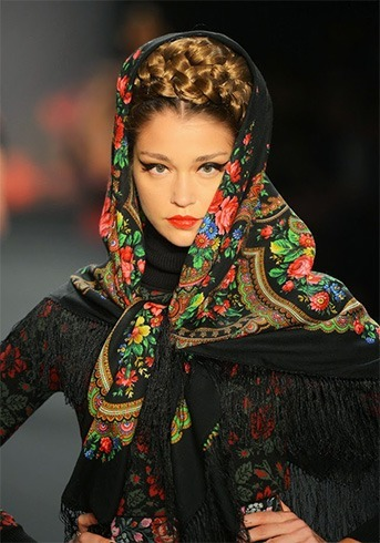 Colorful Headscarves
