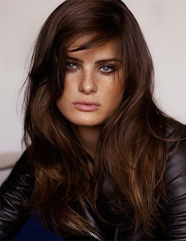 Dark hair color ideas
