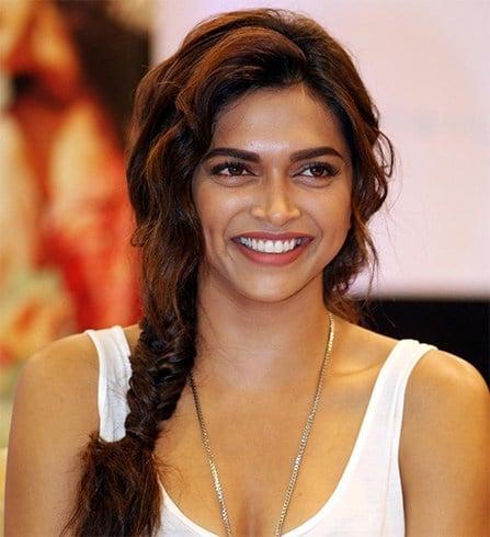Deepika Padukone dimples